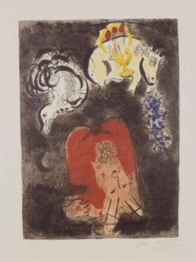 fino al 24.III.2008 Marc Chagall Marsciano (pg), Palazzo Pietromarchi