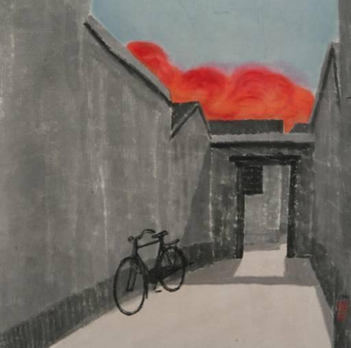 fino al 25.II.2008 Liu Mu Roma, Galleria Co2