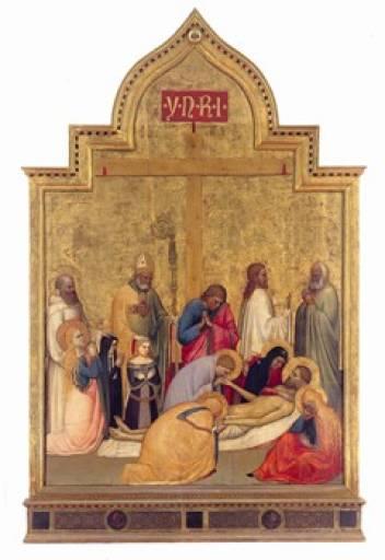 fino al 2.XI.2008 L'eredità di Giotto Firenze, Uffizi
