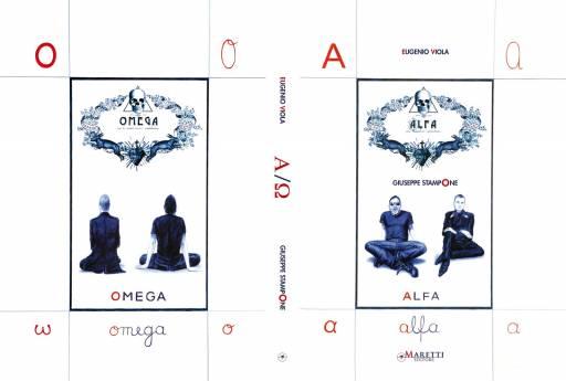 Rubrica/Libri Giuseppe Stampone. Alfa-Omega (Maretti Editore 2012)