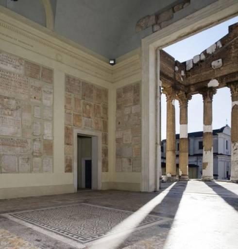 Fino al 30.VI.2013 Studio Azzurro Brescia, Area Archeologica del Capitolium