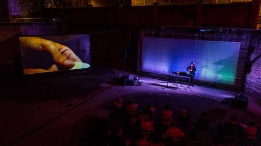 Fino al 21.IX.2014 Meteorite in giardino 7 Art and Music Summer Program Fondazione Merz, Torino e sedi varie