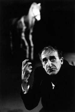 Portrait de Tadeusz Kantor
