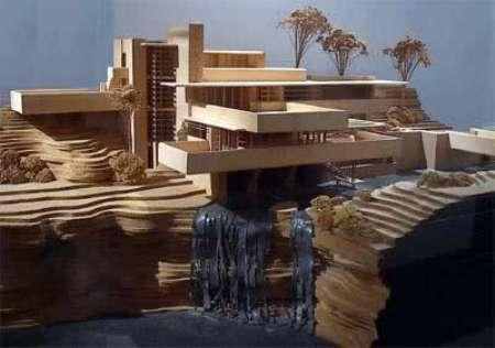 Fino al 13 arti architettura 1900 2000 for Wright la casa sulla cascata