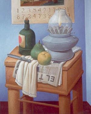 dal 2.III.2000 al 4.VI.2000 - Il mondo di Fernando Botero - Torino, Fondazion...
