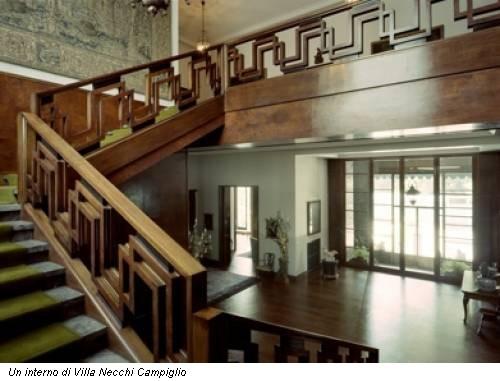 Villa necchi campiglio cresce il patrimonio del fondo for Villa necchi campiglio milano
