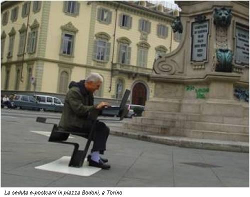 Arredo urbano a torino ecco le sedute artistiche for Arredo urbano torino