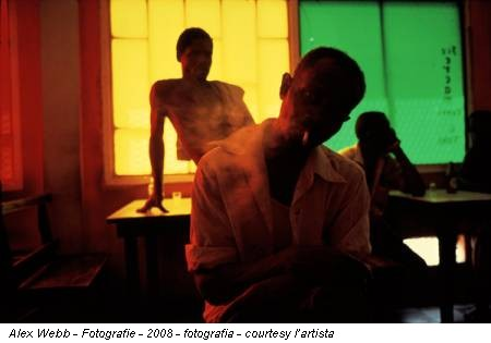 Alex Webb - Fotografie - 2008 - fotografia - courtesy l'artista