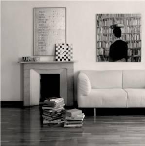 Appartamento, libreria, galleria. A Torino l\'Arte Povera è proprio ...