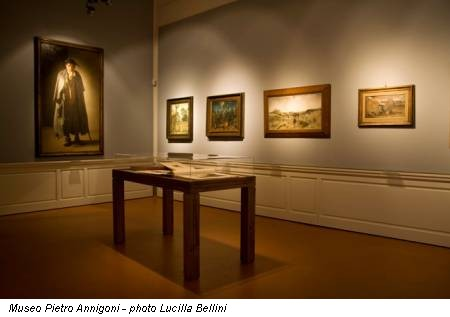 Museo Pietro Annigoni - photo Lucilla Bellini