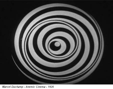 Marcel Duchamp - Anemic Cinema - 1926
