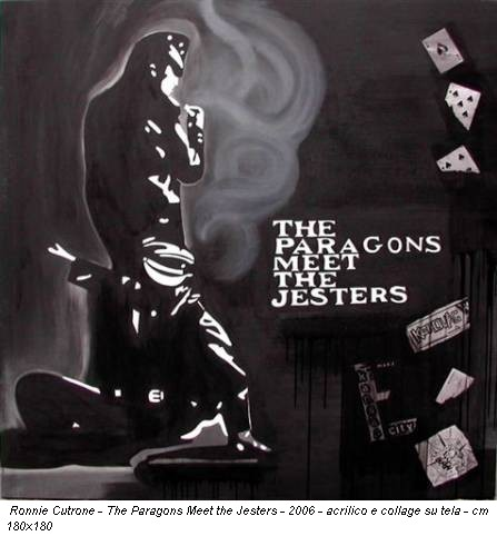 paragons meet the jesters album