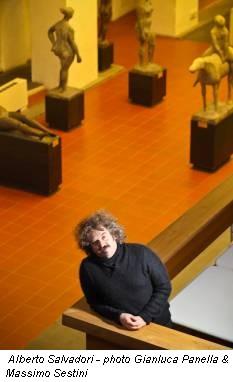 Alberto Salvadori - photo Gianluca Panella & Massimo Sestini