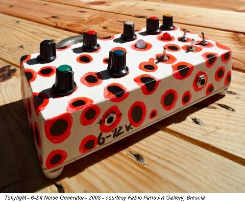 tonylight sound generator