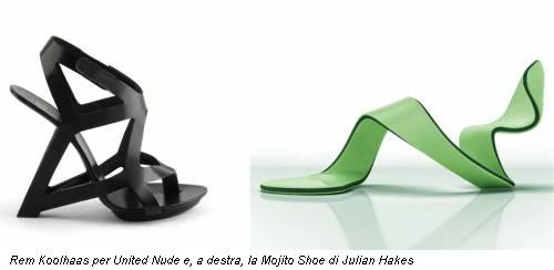 new styles 69fb4 962fa Indosseresti queste sculture? Ormai impazzano le art-shoes ...