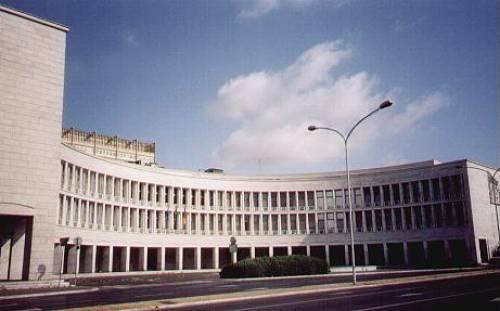 Open Eur. A Roma visibili per due giorni palazzo e ...