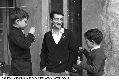 Edoardo Sanguineti - courtesy FotoGrafia Festival, Roma