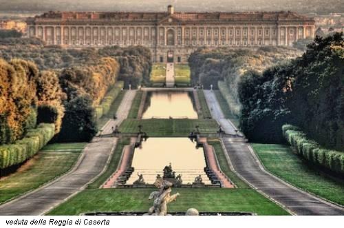 Exibart napoli - Reggia di caserta giardini ...