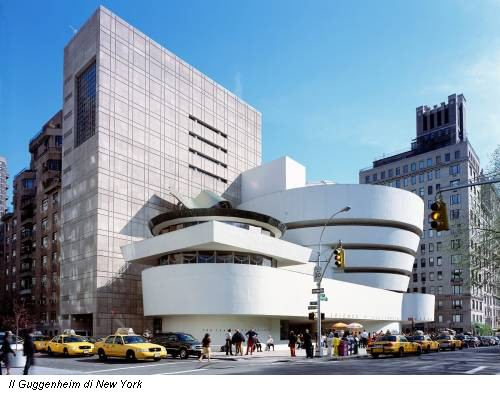Il Guggenheim di New York