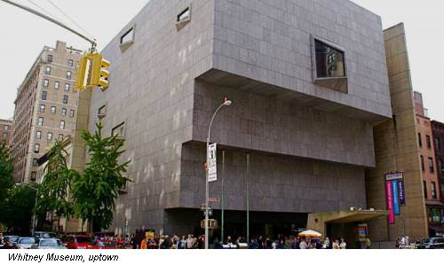 Whitney Museum, uptown