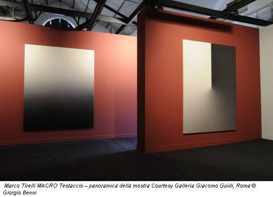 Marco Tirelli. Metafisica Della Geometria In Pittura