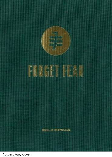 Forget Fear, Cover