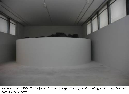 Unlimited 2012: Mike Nelson | After Kerouac | Image courtesy of 303 Gallery, New York | Galleria Franco Noero, Turin