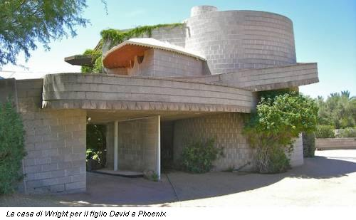 Exibart speednews for Frank lloyd wright piani per la casa