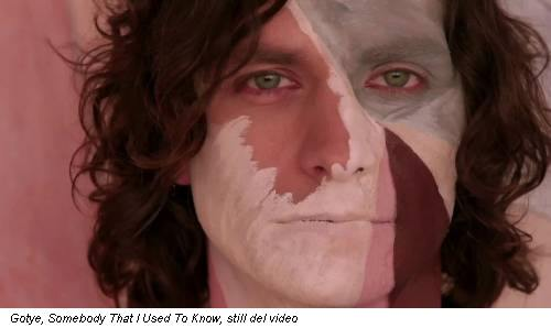 Gotye, Somebody That I Used To Know, still del video