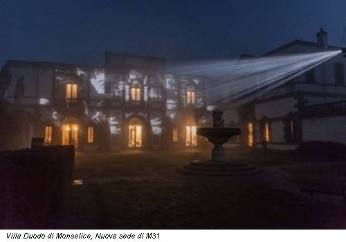 Villa Duodo di Monselice, Nuova sede di M31