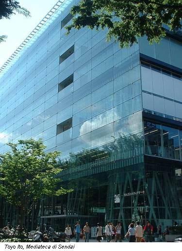 Toyo ito sesto pritzker prize giapponese l 39 architetto for Architetto giapponese