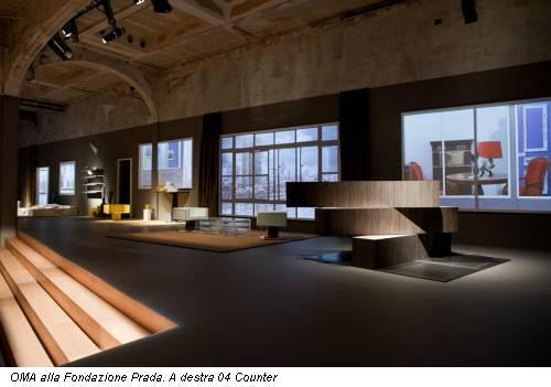 il salone inizia con koolhaas alla fondazione prada