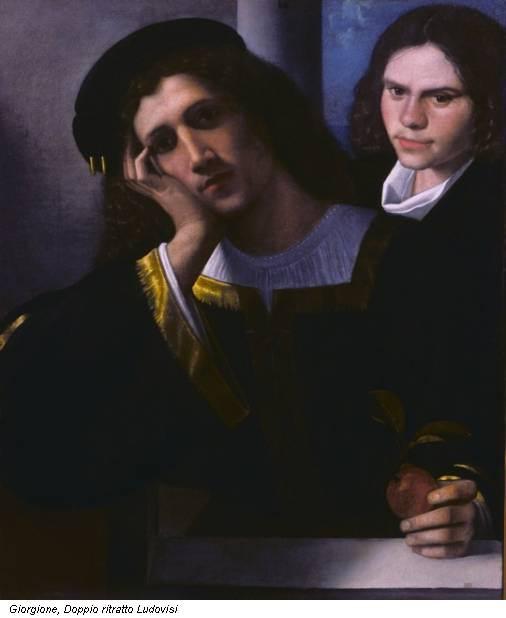 Giorgione, Doppio ritratto Ludovisi