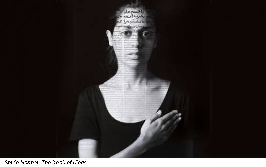 Shirin Neshat, The book of Kings