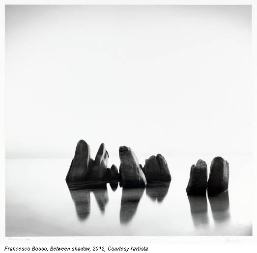 Francesco Bosso, Between shadow, 2012, Courtesy l'artista