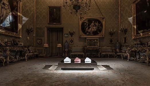 Fino al 7.I.2018 Paola Romoli Venturi. Memorie: Main Memory, By Heart, Par Coeur Palazzo Doria Pamphilj, Roma