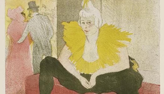 Fino all'8.V.2016 Toulouse Lautrec. La collezione del Museo di Belle Arti di Budapest Museo dell' Ara Pacis, Roma