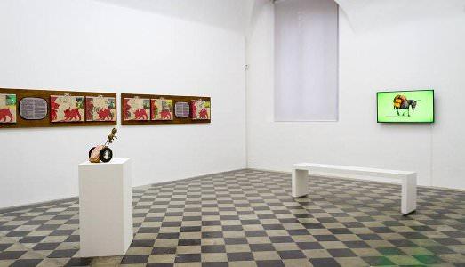Fino al 31.I.2015 c/o – an alternate correspondence Benjamin Tiven, Per-Oskar Leu Galleria 1/9unosunove, Roma