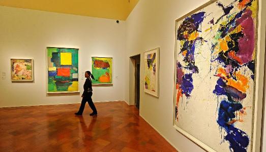 Fino al 24.VII.2016 Da Kandinsky a Pollock. La grande arte dei Guggenheim Palazzo Strozzi, Firenze