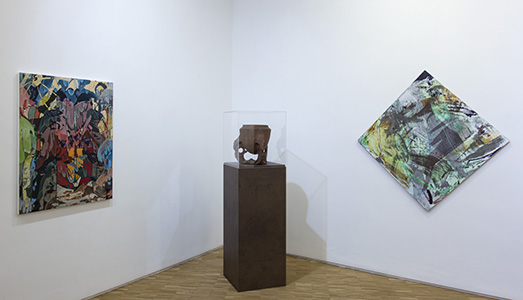 Fino al 30.VI.2017 Il Paesaggio invisibile Galleria Raucci/Santamaria, Napoli
