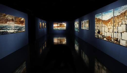Fino al 4.I.2019 Alessandro Busci, Iron & Ivory Al Blu di Prussia, Napoli