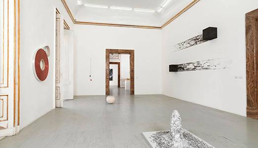 Fino al 20.IX.2018 Michel François Galleria Alfonso Artiaco, Napoli
