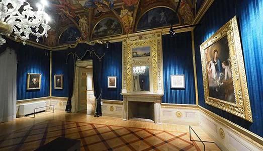 Fino al 4.XI.2018 Da Raffaello a Canova, da Valadier a Balla. Palazzo Lippi e Palazzo Baldeschi, Perugia