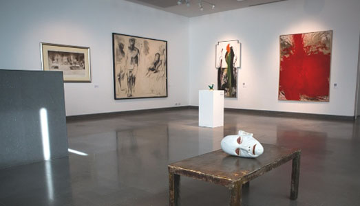 Fino al 26.I.2019 A.E.I.O.U. Da Klimt a Hausner a Wurm. L'arte austriaca nella Collezione Würth Art Forum Würth, Capena