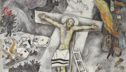 Fino al 24.1.2016 Bellezza divina tra Van Gogh, Chagall e Fontana Palazzo Strozzi, Firenze