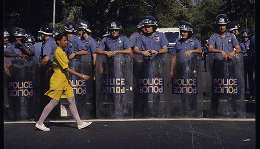 Trent'anni di proteste a New York