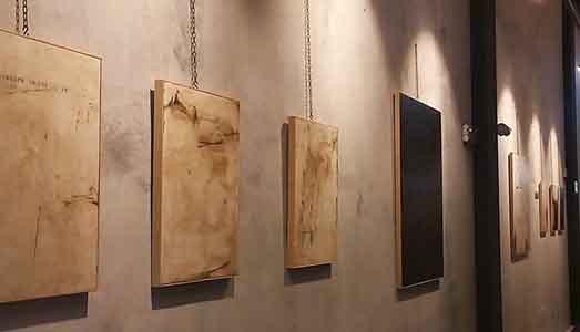 Fino al 9.IV.2017 To paint is to love again Artgate, Sari Spazio, Milano