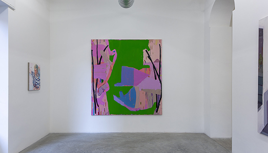 Fino al 31.V.2018 - Outside In - Galleria Francesco Pantaleone Arte Contemporanea, Milano
