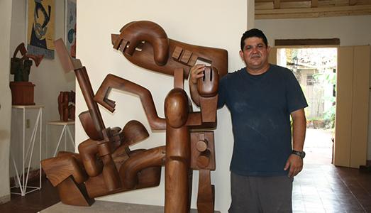 La scultura nell'ombelico dell'arte