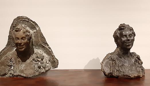 Fino al 28.III.2019 Solo – Medardo Rosso L'anno Zero. Maria Lai Museo Del Novecento, Firenze